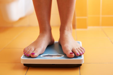 Could you give up the scales for a month?