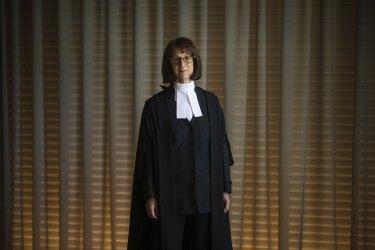 Director of Public Prosecutions Kerri Judd.