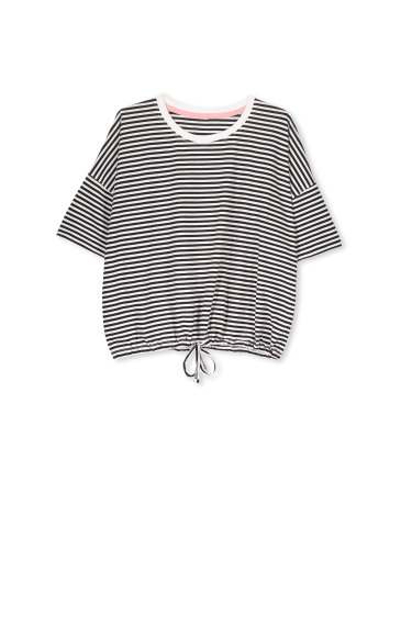 Cotton On Body, jersey tie T-shirt, $24.99