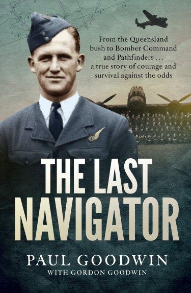 <i>The Last Navigator</i> by Paul Goodwin.
