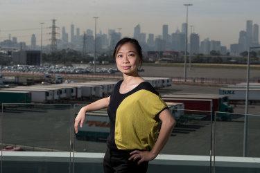 Jennifer Yang.