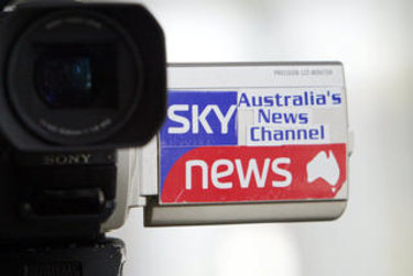 Sky and Nine have joined forces for a new business channel.