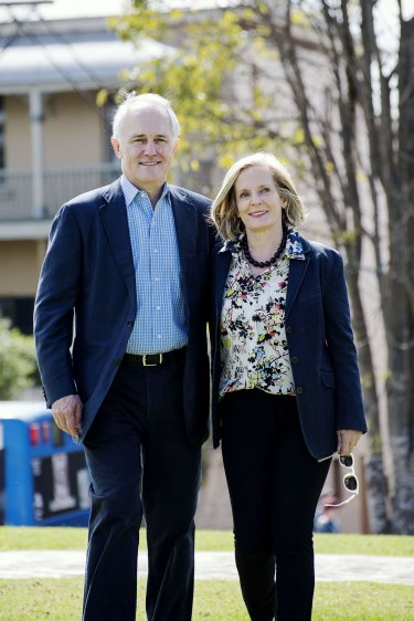 The Turnbulls will be the first tenants of the newly renovated official Canberra residence.