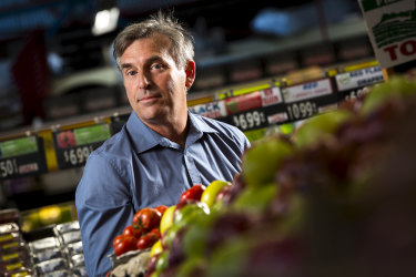 Professor Charles Mackay - could eating a high-fibre diet be key to curing a range of Western-world diseases?