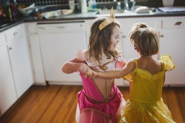 """We teach children to say """"thank you"""", but we rarely use it in the home."""