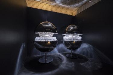 Xu Zhongmin's Egg Shape 2 (2007).