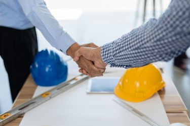 Resolving any disputes on your building project starts with open communication.