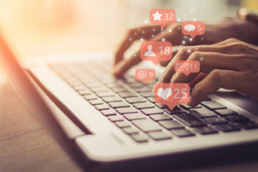 Businesses are using social media to engage with consumers and grow sales.