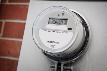 Origin sold its smart meter business for $267 million.
