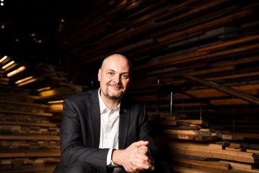 Canberra Innovation Network chief executive Petr Adamek, pictured above, said Canberra is the ideal environment for entrepreneurs