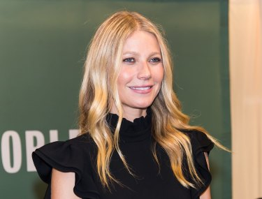 Gwyneth Paltrow's Goop could be about to get a bit less Goop-y.
