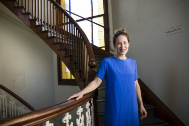 Jess Miller has relinquished the role of Sydney's deputy lord mayor.
