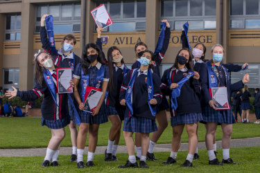 Students at Avila College celebrated their graduation on Thursday after a ban was overturned mid-week.