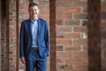 New Federation University vice-chancellor Duncan Bentley has vowed to save as many jobs as he can.