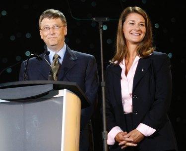 Buffett's Berkshire Hathaway has donated over $US17 billion of stock to the Bill and Melinda Gates foundation