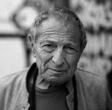 David Goldblatt, photographer.