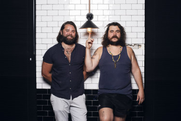 Kenny Graham and Jake Smyth have added The Basement, renamed Mary's Underground, to their burgeoning hospitality empire.