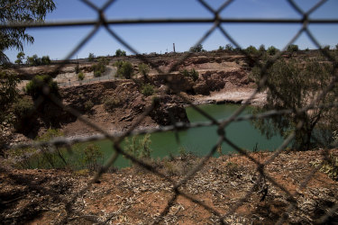 The NSW government will spend almost $108 million over the next decade to rehabilitate old mining sites across the state.