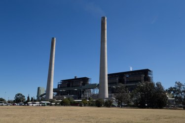 AGL has plans to gradually replace the Liddell power plant with renewable energy, batteries, and gas-fired generation.