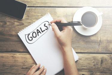 Set specific goals.