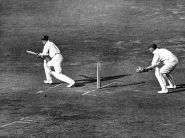 The last time there was such a small gap between the two capitals was in 1930, when Don Bradman made his first tour of England.