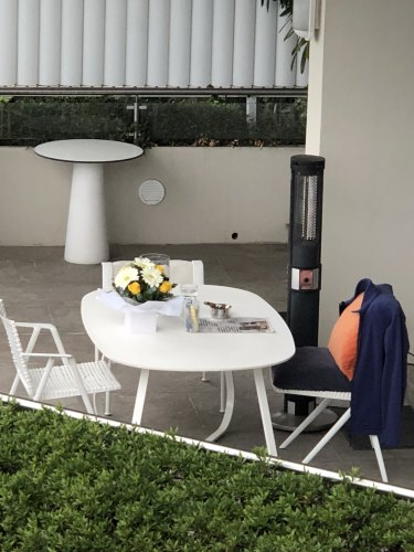 A silent memorial to Bob Hawke: his housekeeper still sets out his crossword and cigar.
