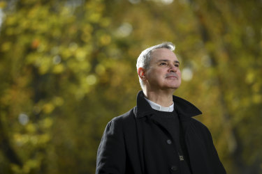 Peter Comensoli, Catholic Archbishop of Melbourne.