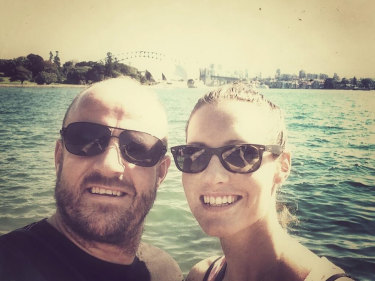 Anthony and Ellie O'Meley had become heavy ice users, the NSW District Court heard last week.