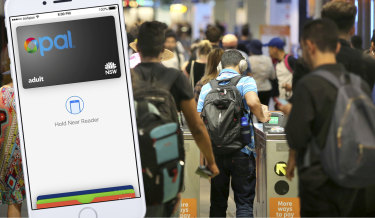 Sydney commuters could soon have access to a digital Opal card on their mobile phone smart wallets.