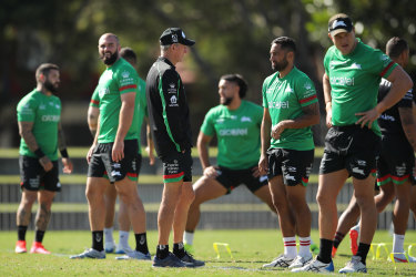 The Rabbitohs NRL team plans to move its training and adminsitrative facilities to a new sporting complex in Maroubra.