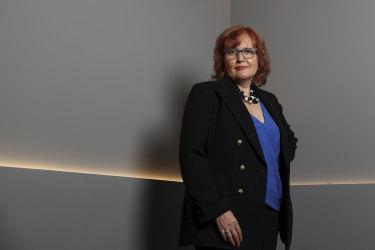 RACGP president Dr Karen Price.