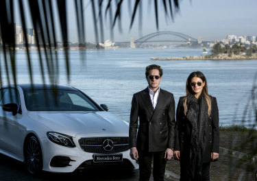 Marc Freeman and Camilla Freeman-Topper, of Camilla and Marc, will open Fashion Week Australia as the Mercedes Benz Presents designer.
