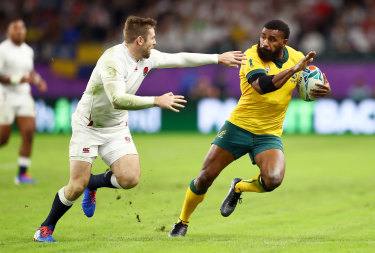 Koroibete awarded Australian rugby's highest individual honour