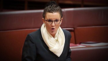 Jacqui Lambie is a wildcard in the new Senate.