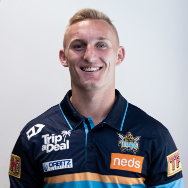 Tanah Boyd has signed for the Gold Coast Titans.