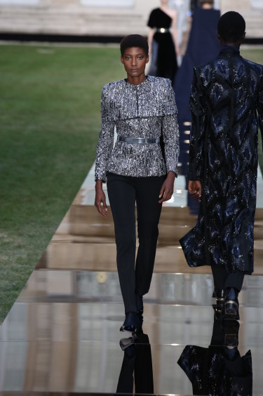 Will the world see more of Meghan in trousers?