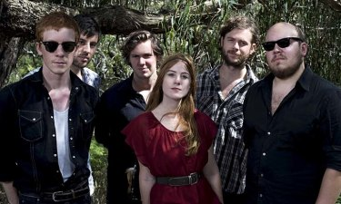 Townsville indie-folk collective the Middle East.