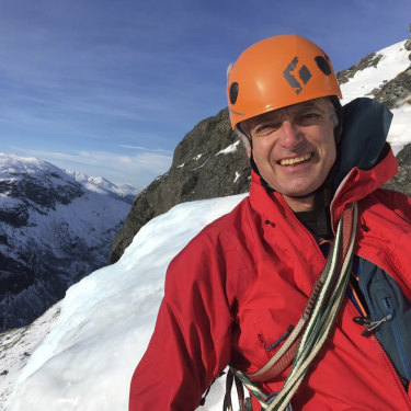 British-based mountain guide Martin Moran is among those missing.