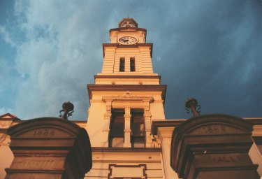 Inner West Council is seeking expressions of interest from developers for council buildings including Leichhardt Town Hall.