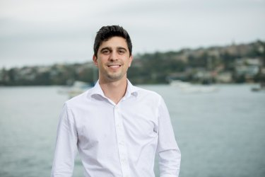 Afterpay's co-founder Nick Molnar is keen to stress the app is being used responsibly