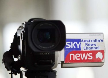 Sky News might soon find a new home on Seven and Nine.