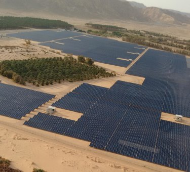 Increased solar usage can help slash water consumption by the energy industry.