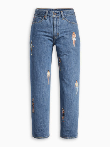 Stranger Things: Levi's, $190