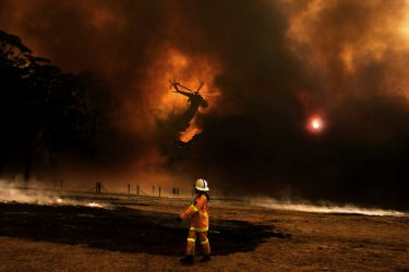 Bad bushfire seasons are also likely to be a feature of a drying climate across southern Australia.