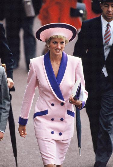 1990: Princess Diana