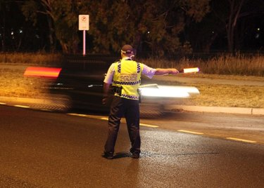 New 40km/h speed limit for passing emergency vehicles