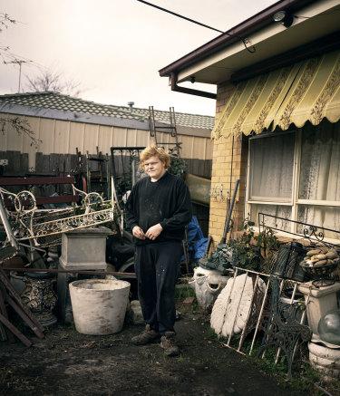 James Bugg's Zach won the 2018 Moran Contemporary Photographic Prize.
