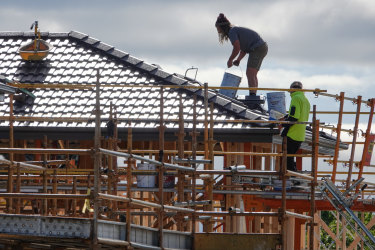 Developer fees are adding up to $85,000 to new house prices, with doubts they are going into essential local infrastructure.