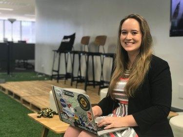 Isabella Bain, senior UX Consultant, IBM.
