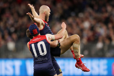 Max Gawn is ready for his first grand final.